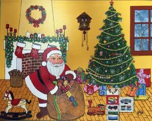 Noche de Papá Noel