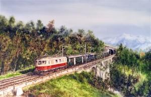 Paisaje ferroviario