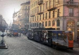 Nuovo tram per Milano