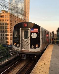 Queens Boulevard Line, NY City Subway