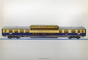 Domwagen Rheingold-Zug