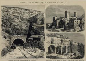 Ferrocarril de Tarragona a Barcelona y Francia