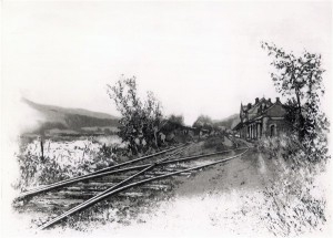 Cruce de vías (B&N)