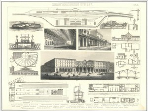Construcciones civiles ferroviarias