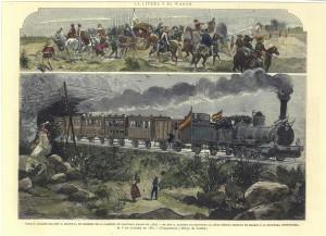 La litera y el wagon