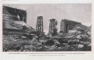 Ciudad Rodrigo. Puente viaducto de San Giraldo.