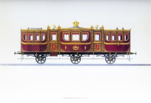 Salonwagen Konig Georgs V