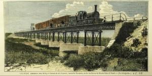 America del Sud Puente El Pintado