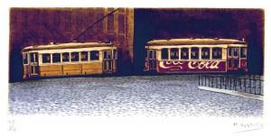 Los eléctricos da Trindade, Lisboa