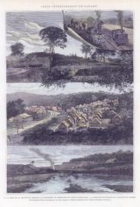Canal interoceánico de Panammá