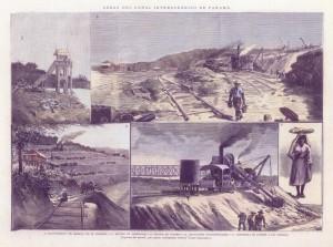 Obras del Canal Interoceánico de Panamá II