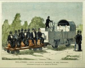 Locomotora Beaumont