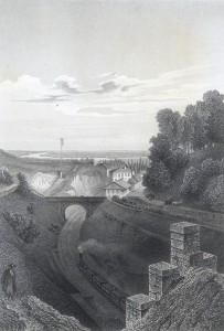 Vaspalyaudvar Polzsonban Der Eisenbahnhof In Pressburg