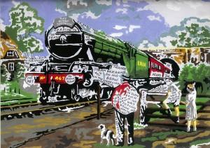Viendo Pasar El Tren