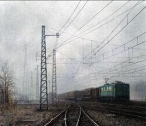Tren de Mercancias