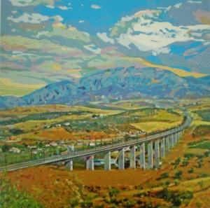 Viaducto Arroyo de las Piedras