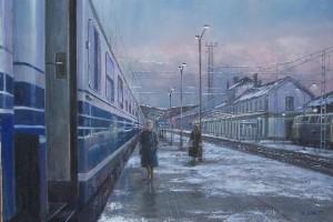 Estación de Monforte de Lemos
